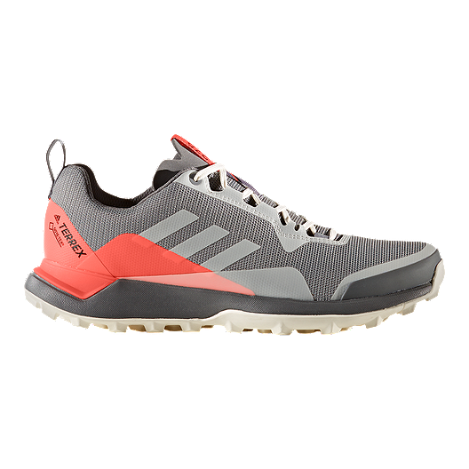 77414a1b8 adidas Women s Terrex CMTK GoreTex Hiking Shoes - Grey