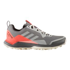 adidas Women's Terrex CMTK GoreTex Hiking Shoes - Grey