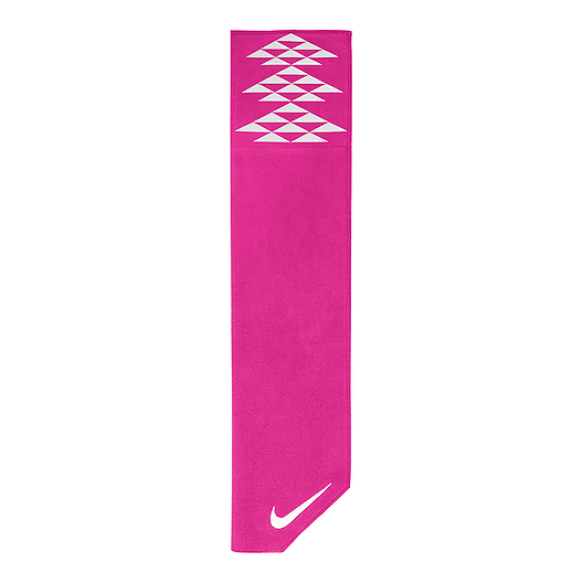 2dac4b1c Nike Breast Cancer Awareness Football Towel- Vivid Pink/White | Sport Chek