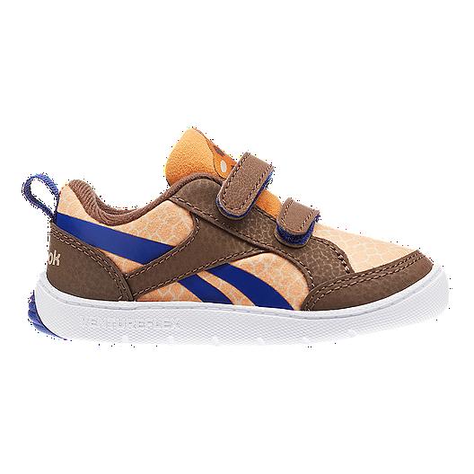 Podrido revisión Persona australiana  Reebok Toddler Ventureflex Critterfeet Shoes - Giraffe | Sport Chek