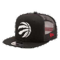Toronto Raptors Trucker Patched Hat  fa638a30839