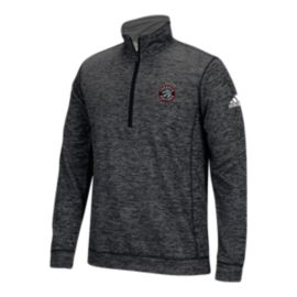Toronto Raptors Ultimate 1/4 Zip Fleece Top