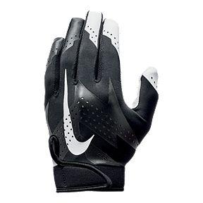 cheaper 9e850 a58f4 Nike Torque 2.0 Youth Football Glove- Black