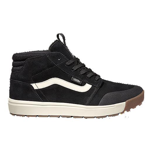 ec14d48d977d Vans Men's Quest MTE Skate Shoes - Black/Marshmallow