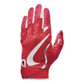 Nike Vapor Jet Football Glove- Red