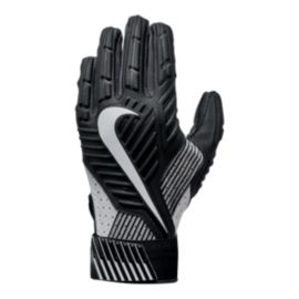 Nike D-Tack Football Glove- Black/White