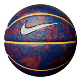 Nike Lebron Playground Outdoor Basketball- Maroon
