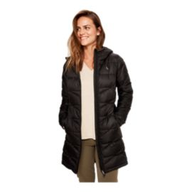 Lole Women's Claudia Down Long Packable Jacket