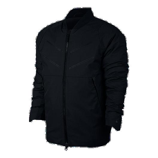 d05b37569cf1d Nike Sportswear Men's AeroLoft Bomber Jacket