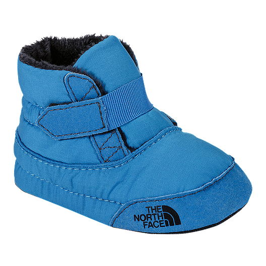 b15ae7b4f143 The North Face Toddler Asher Booties - Blue