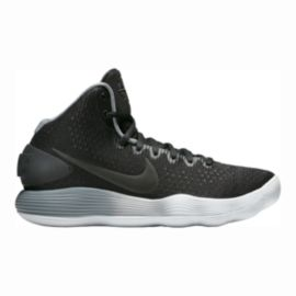Nike Mens Hyperdunk 2017 Basketball Shoes - BlackGrey