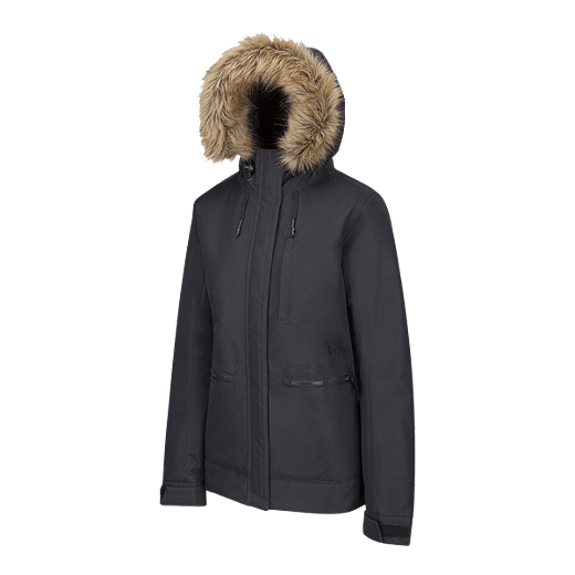 new style 4c369 b5ccf Firefly Women s Ridge Insulated Jacket - BLACK