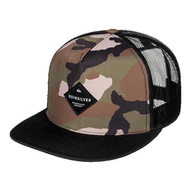 Quiksilver Men s Brillings Trucker Hat  ad25645c48b