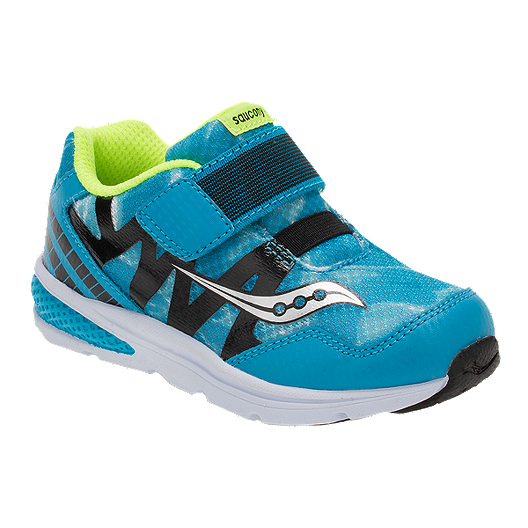 Saucony Toddler Baby Ride Pro Shoes BlueWhite | Sport Chek