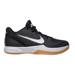 Hyperattack Court Indoor Zoom Air Shoes Nike Blacksilver Men's 6tCqwOnnR1