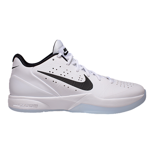 Nike Men's Air Zoom HyperAttack Indoor Court Shoes White