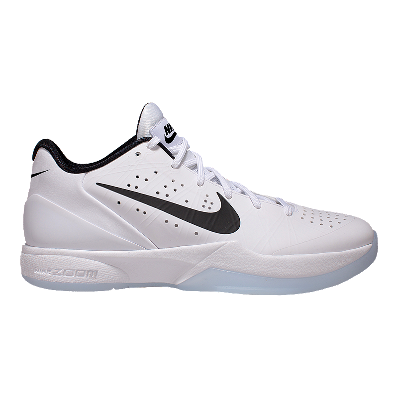4b8554092bbdec Nike Men s Air Zoom HyperAttack Indoor Court Shoes - White Ice Black ...