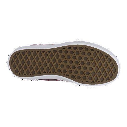 1a0adcefdfbfb1 Vans Kids  Chapman Stripe Shoes - Tibetan White