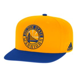 Golden State Warriors Alternate Snapback Hat