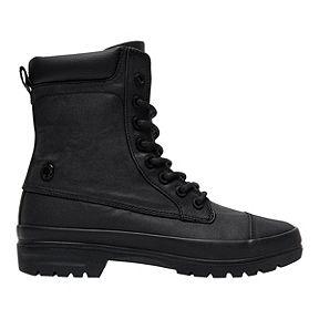 Dc Women S Amnesti Tx Winter Boots Black