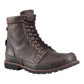 "Timberland Men's Earthkeepers 6"" Boots - Brown/Nubuck"