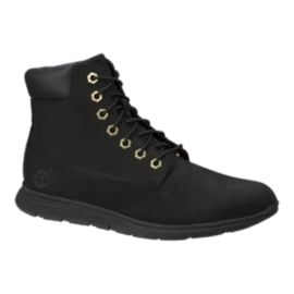Timberland Women's Killington 6 Inch Boots - Black Nubuck