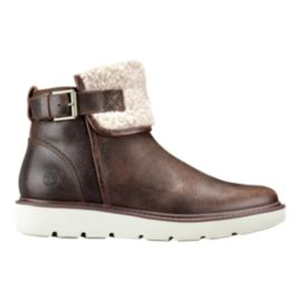 Timberland Women's Kenniston Fleece Boots - Medium Brown
