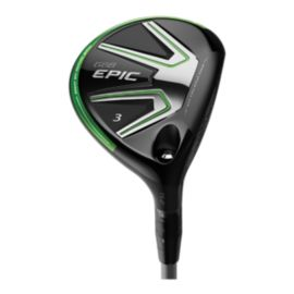 Callaway GBB Epic Fairway Wood - 3WD Left Handed Stiff (HZRDUS Shaft)