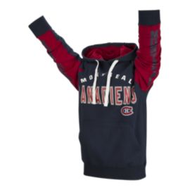 Montreal Canadiens Hands High Centerfield Hoodie