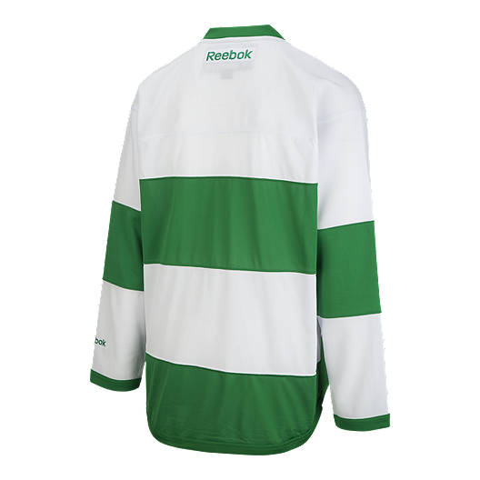 brand new 05546 eef2f Toronto Maple Leafs St. Patrick's Day Replica Hockey Jersey ...