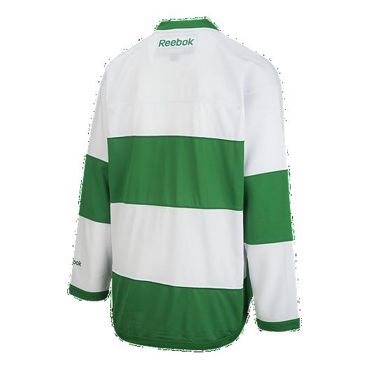 brand new 4cef1 68bd0 Toronto Maple Leafs St. Patrick's Day Replica Hockey Jersey ...