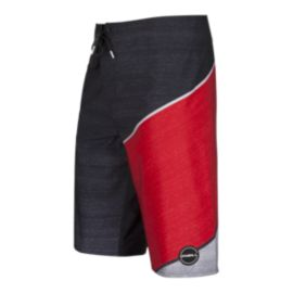 O'Neill Men's Blender Boardshort - Cement Hyperfreak Grey