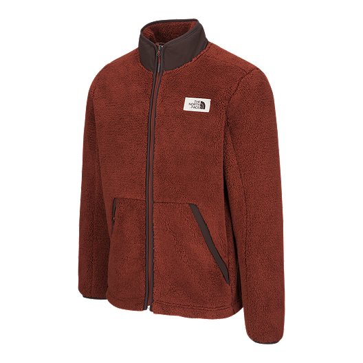 8f7ce2731a24 The North Face Men s Campshire Full Zip Fleece Jacket