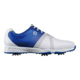 FootJoy Men's Energize Golf Shoes - White/Blue