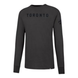 Toronto Raptors NBA Men's Fieldhouse Long Sleeve Top
