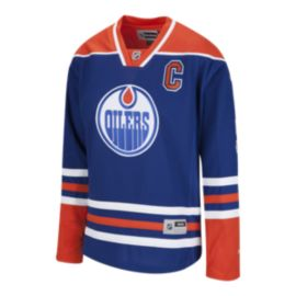 Edmonton Oilers Women's Connor McDavid Home Hockey Jersey