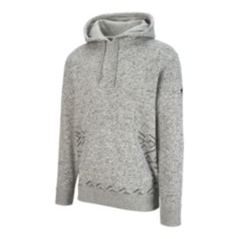 Vans Men's Brookstone Pullover Hoodie - Lunar Rock Heather