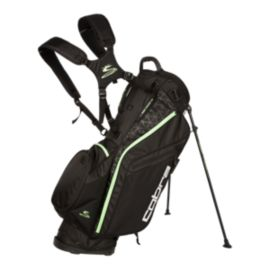 Cobra Tec F7 Stand Bag - Black/Green