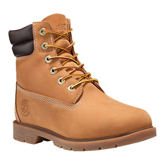 migliori marche prezzo più basso outlet in vendita Timberland Women's Linden Woods Basic 6 Inch Boots - Wheat