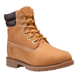 Timberland Women's Linden Woods Basic 6 Inch Boots - Wheat