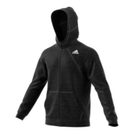 adidas Men's Cross-Up Baskketball Hoodie