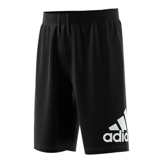 more photos aa8f9 a1ff4 adidas Men s Basketball CRAZYLIGHT Shorts - BLACK WHITE