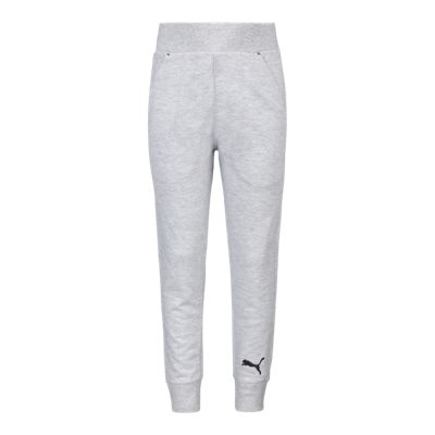 PUMA Boys' French Terry Jogger Pants