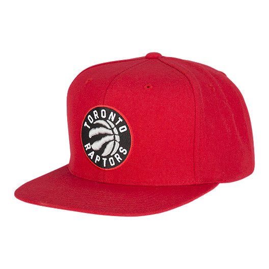 b406bcac706 Toronto Raptors Current Wool Solid Snapback Hat