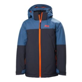 Helly Hansen Boys' Progress Insulated Winter  Jacket
