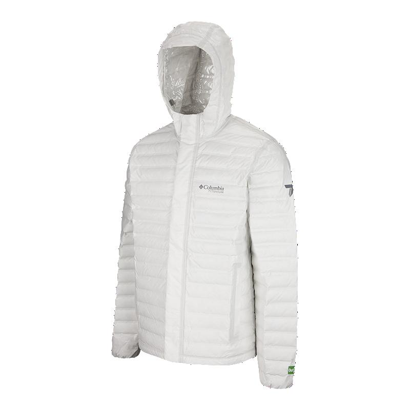 Columbia Men's Titanium OutDry Ex Eco Down Jacket | Sport Chek