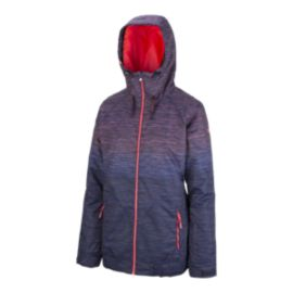 Roxy Women's Valley Hooded Insulated Jacket