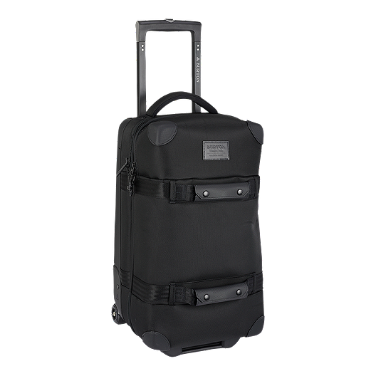 6c54b680a707 Burton Wheelie Flight Deck 40L Wheeled Luggage - True Black