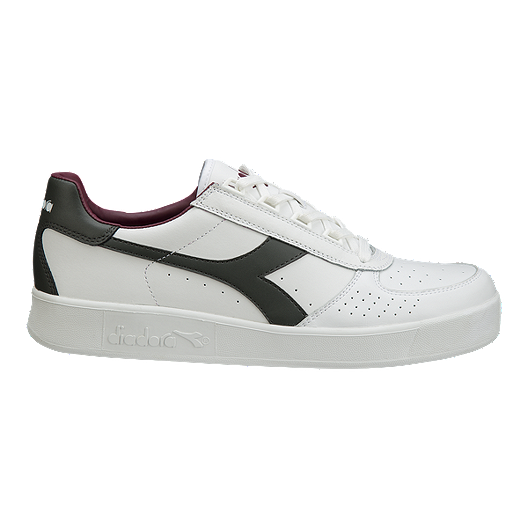 262b0cc154 Diadora Men's B.Elite Shoes - White/Climbing Ivy/Cordo