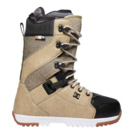DC Mutiny Men's Snowboard Boots 2017/18 - Brown (Laced)